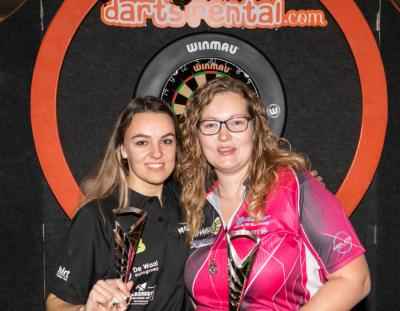 Winmau NDB Ranking Event 3 - Open Rivierenland Results