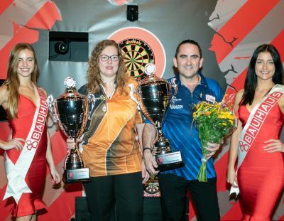 Montgomery and De Graaf claim 2020 Bauhaus Dutch Open Titles