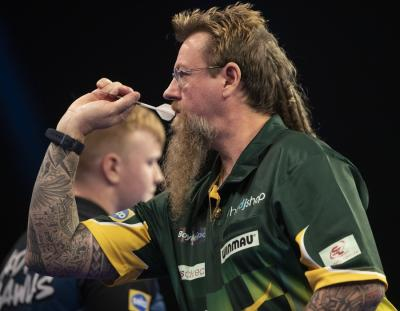 Whitlock Tops Group with Storming Comeback