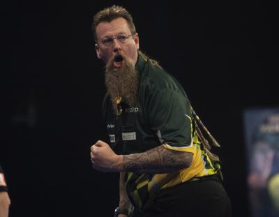 Whitlock among Grand Slam Qualifiers