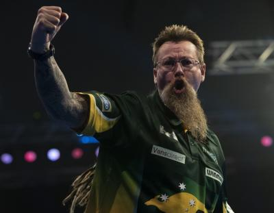 Record-breaker Whitlock Roars into Grand Slam Semi-finals