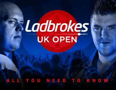 The PDC Ladbrokes UK Open 2020 – All you Need to Know