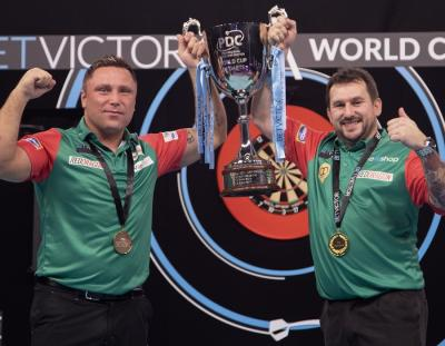 Ruthless Wales Win BetVictor World Cup of Darts