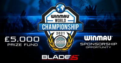 WDDA Winmau World Championship 2021