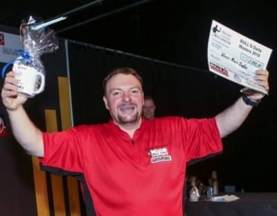 German Darts Open and Masters Results