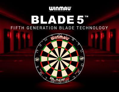 BLADE 5 – The World's Most Advanced Dartboard