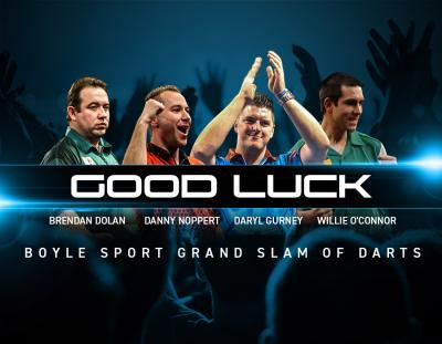 Grand Slam of Darts 2019 Preview
