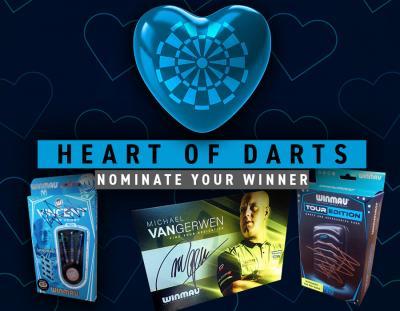 Heart of Darts