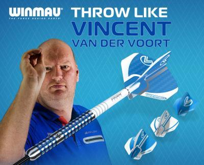 Throw Like Vincent van der Voort