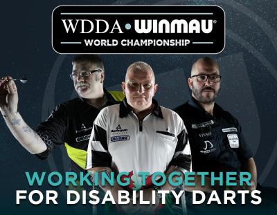 WDDA Winmau World Championship Ranked Qualifiers Confirmed
