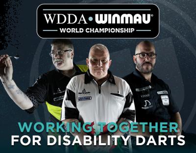 De Bonte Wever Set for Inaugural WDDA Winmau World Championship