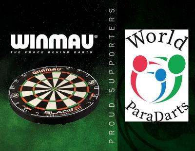 World ParaDarts Announces Winmau World Trophy