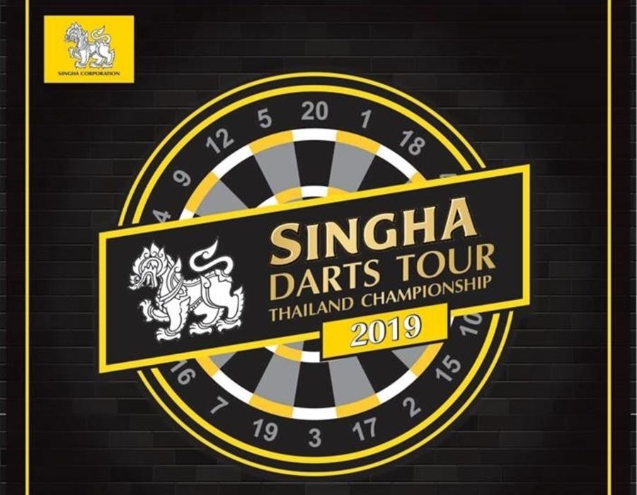 Singha Darts Tour - Thailand Championship 2019