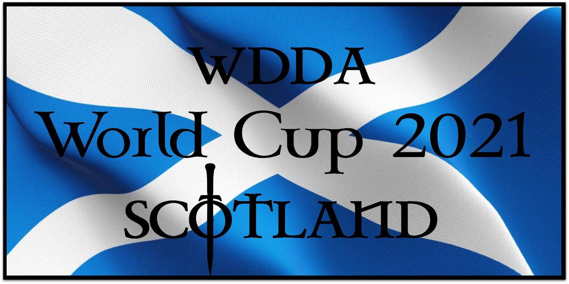 WDDA Winmau World Cup and Festival of Disability Darts 2021