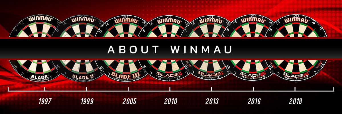 About Us - Winmau Dartboard Company