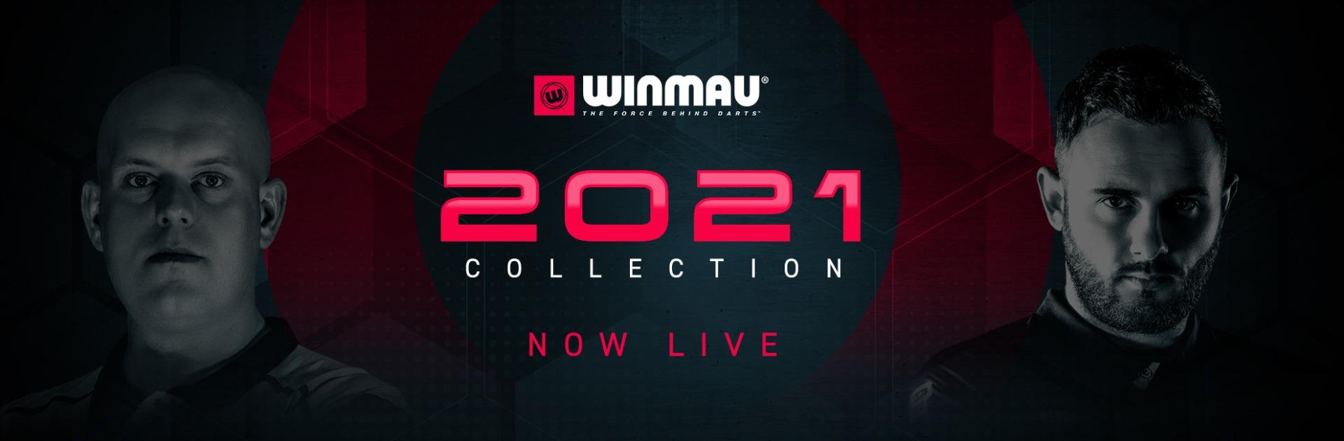 Winmau Launch 2021