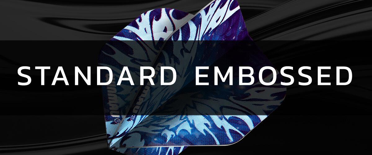 Embossed Standard