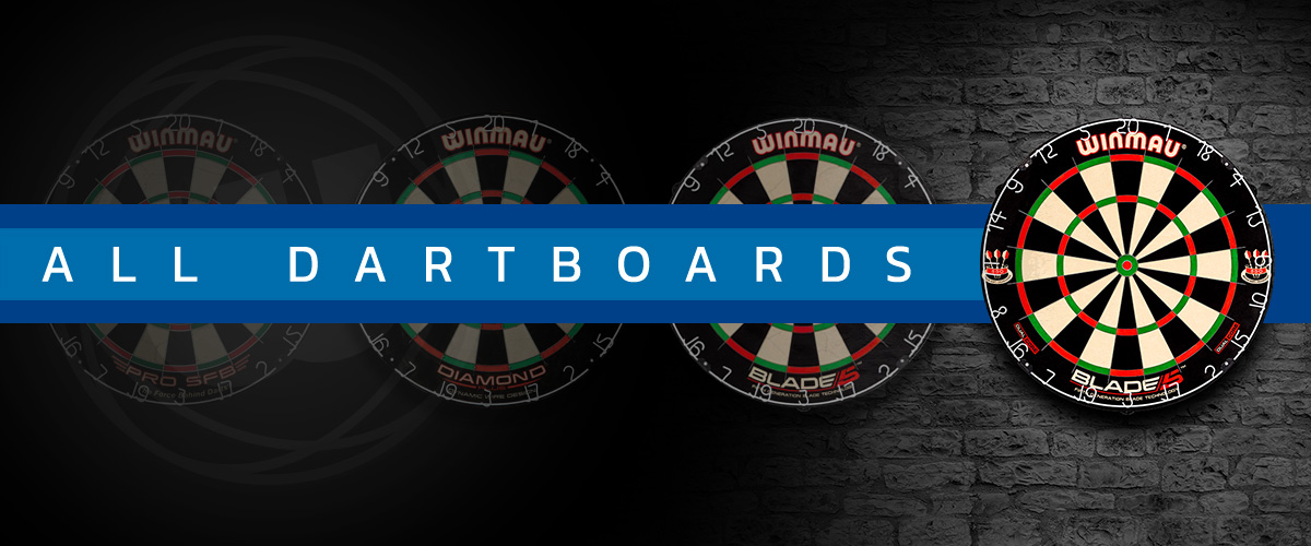 All dartboards