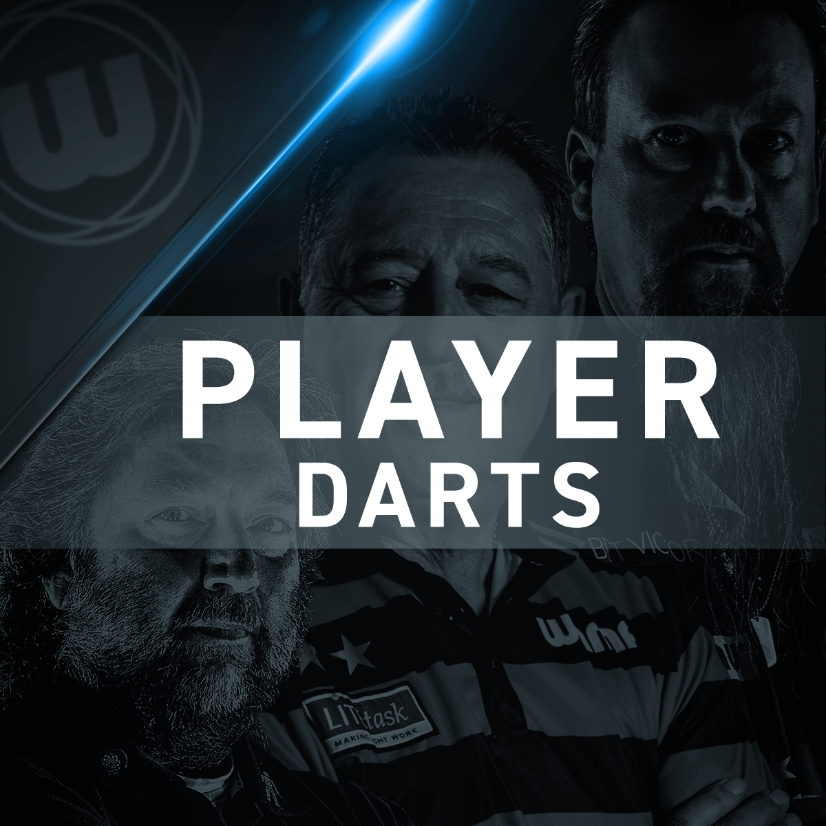 Player Darts