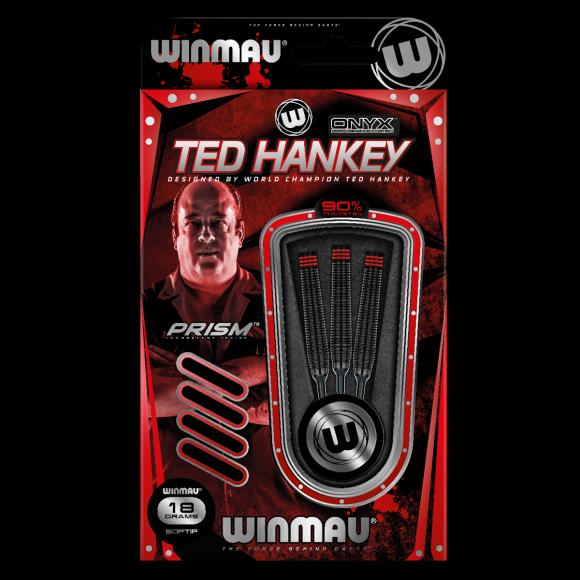 10 Sets of Winmau Ted Hankey Signature Darts Flights ***RARE***