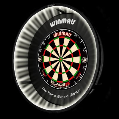 Plasma Dartboard Light