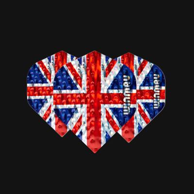 Embossed Standard Union Jack