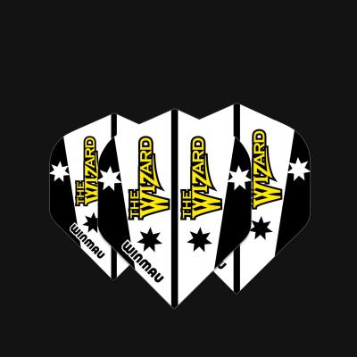 Rhino Players Black & White Wizard