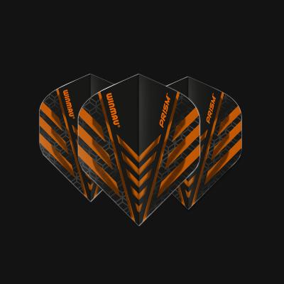 Prism 1.0 Black & Orange