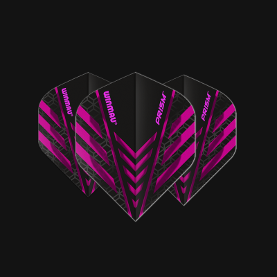 Prism 1.0 Black & Pink