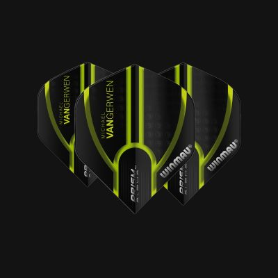 Prism Alpha MvG Black & Green