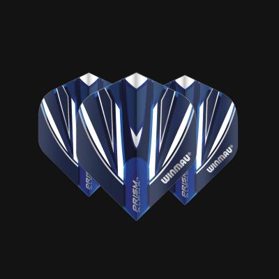 Prism Alpha Blue & White