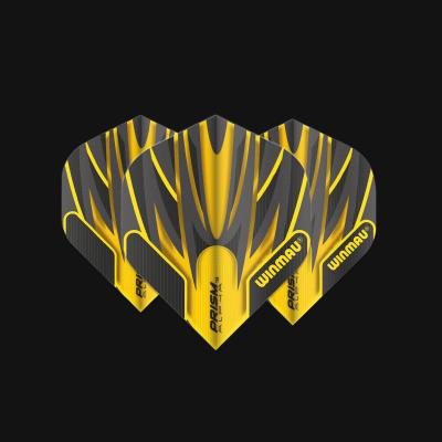 Prism Alpha Black & Yellow