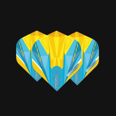 Prism Delta Blue & Yellow