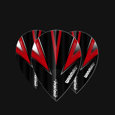 Prism Alpha Black & Red