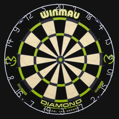 Winmau MvG Diamond Edition
