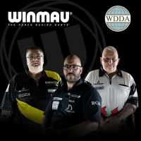 Winmau Re-Signs Three WDDA Stars