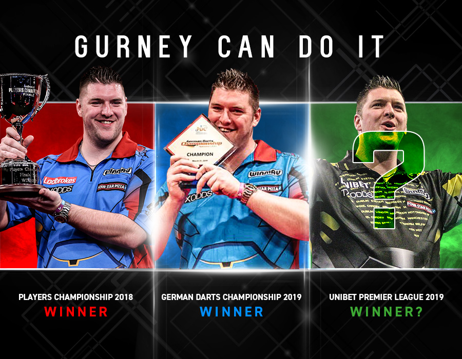 Gurney Can Do It