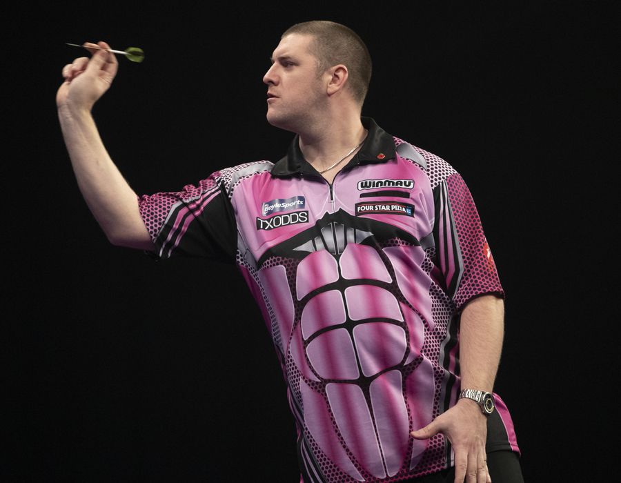 Grand Slam of Darts Opening Weekend Results