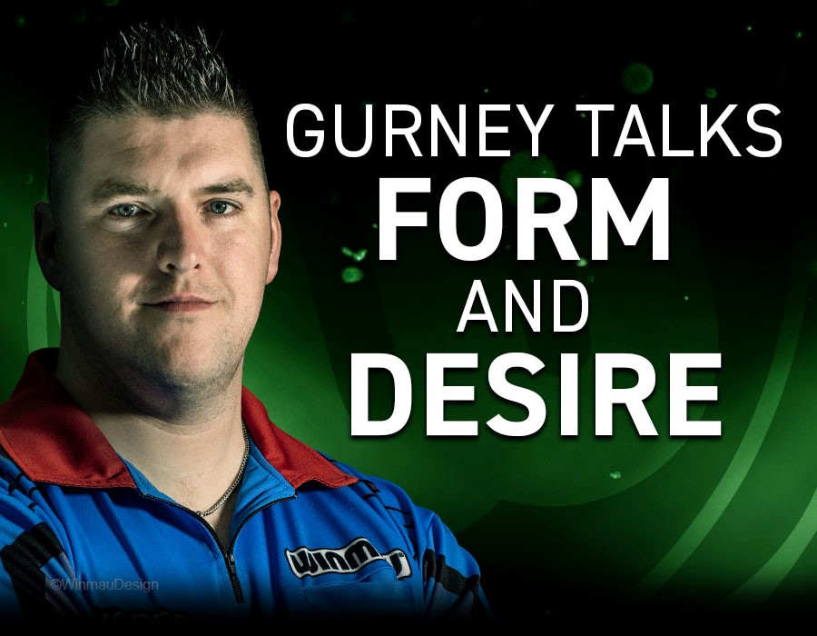 Gurney Talks Form and Desire