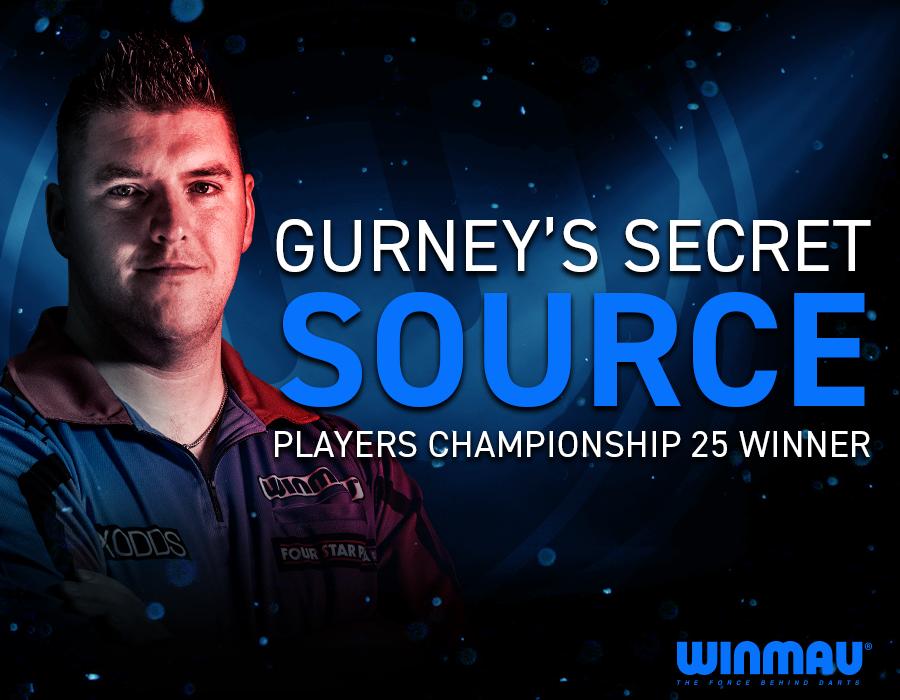 Gurney's Secret Source