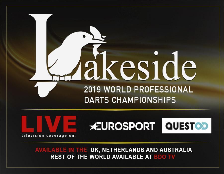 2019 BDO Lakeside World Professional Championships Preview
