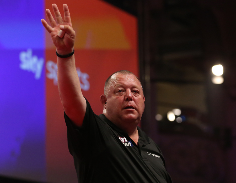 King Knocks out Reigning Champion Anderson - World Matchplay Day Four