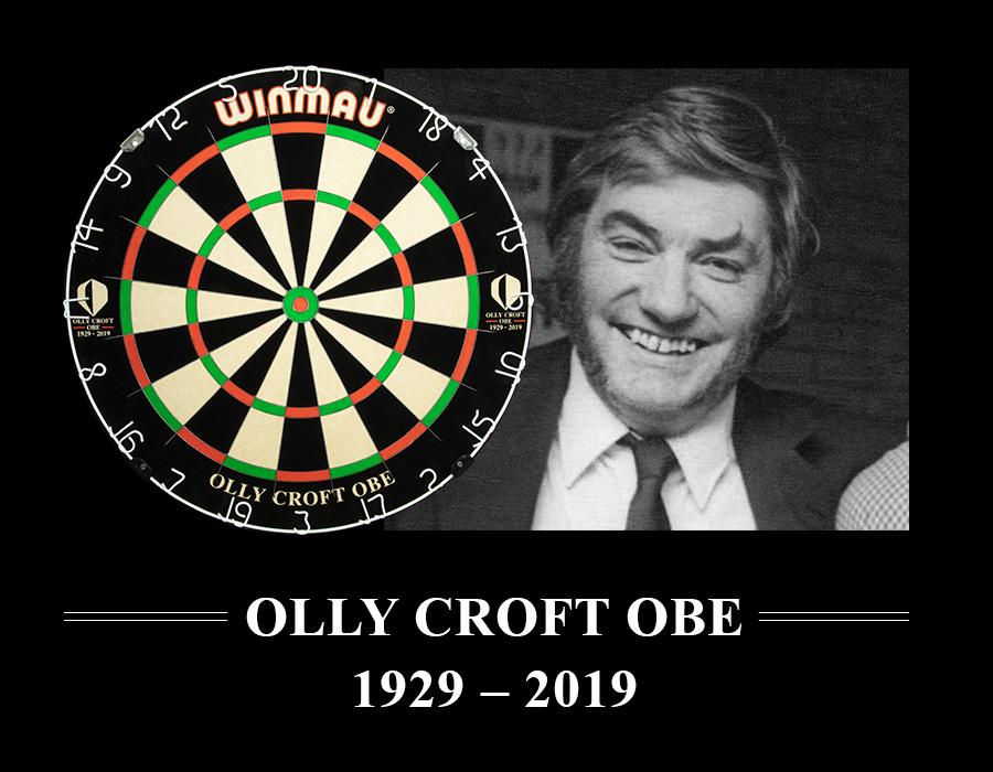 Olly Croft OBE
