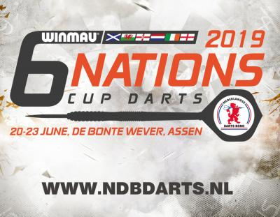 Winmau Six Nations Cup Darts 2019 - Live on WinmauTV