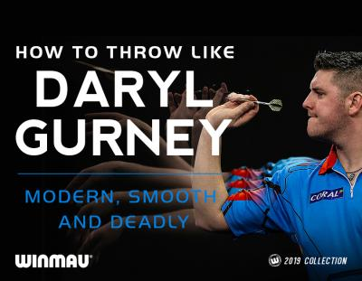 How to Throw Like Daryl Gurney - Modern, Smooth and Deadly