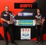 KING REIGNS SUPREME IN EUROPEAN DARTS GRAND PRIX