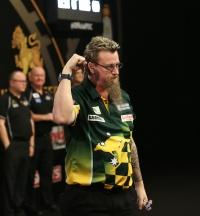 The Beard to be Feared Advances into World Matchplay Quarters