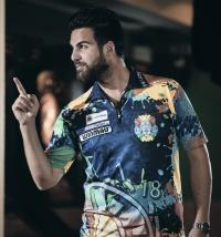 Winmau Announce the Signing of Baran Özdemir