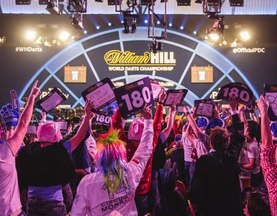 2018/19 PDC World Darts Championship Draw
