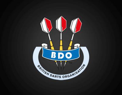 Harms and Unterbuchner to Represent BDO in Grand Slam Last 16